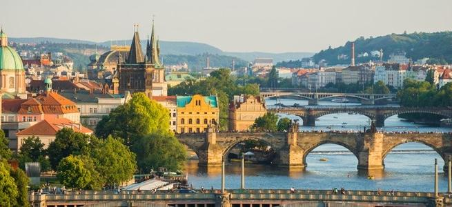 prague is the second best city for expats in the world